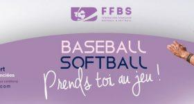 Prends-toi au jeu! Un gant offert aux 150 primo licenciées Baseball ou Softball